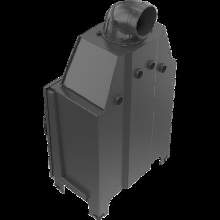 DOSTAWA GRATIS! 30046773 Wkład kominkowy 17kW Mba (szyba prosta) - spełnia anty-smogowy EkoProjekt