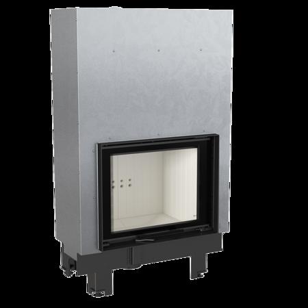 DOSTAWA GRATIS! 30053248 Wkład kominkowy 13kW MBZ 13 Gilotyna (szyba prosta, drzwi podnoszone do góry) - spełnia anty-smogowy EkoProjekt
