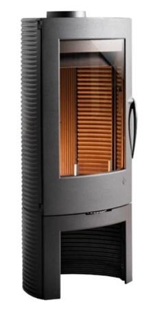 DOSTAWA GRATIS! 86828241 Piec wolnostojący Invicta 12kW Argos (wylot spalin: góra) - spełnia anty-smogowy EkoProjekt