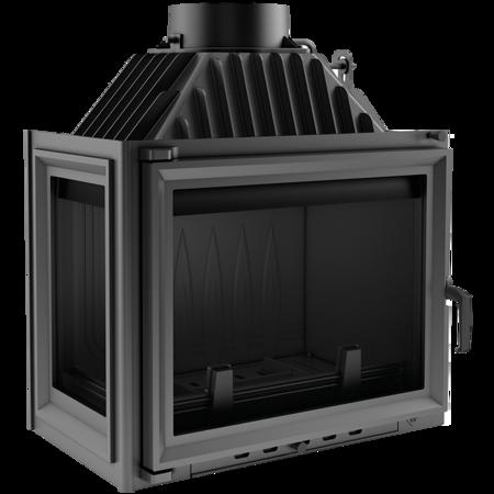KONS Wkład kominkowy 8kW Maja (lewa boczna szyba) - spełnia anty-smogowy EkoProjekt 30040899