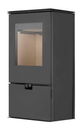 TOPGAR Piec stalowy 6,7kW (średnica wylotu spalin: 150 mm) - spełnia anty-smogowy EkoProjekt 19877495