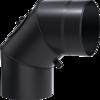 KONS Kolano stalowe 2mm 160/90 ruchome 30042635